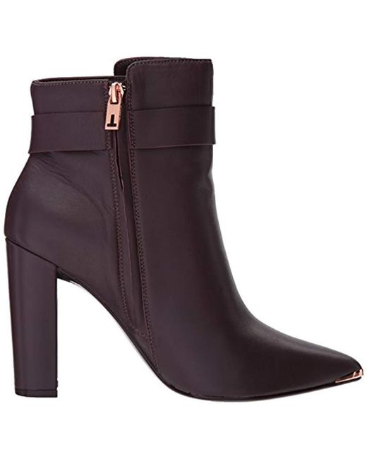 64c67a549069 ... Ted Baker - Purple Remadi Boot