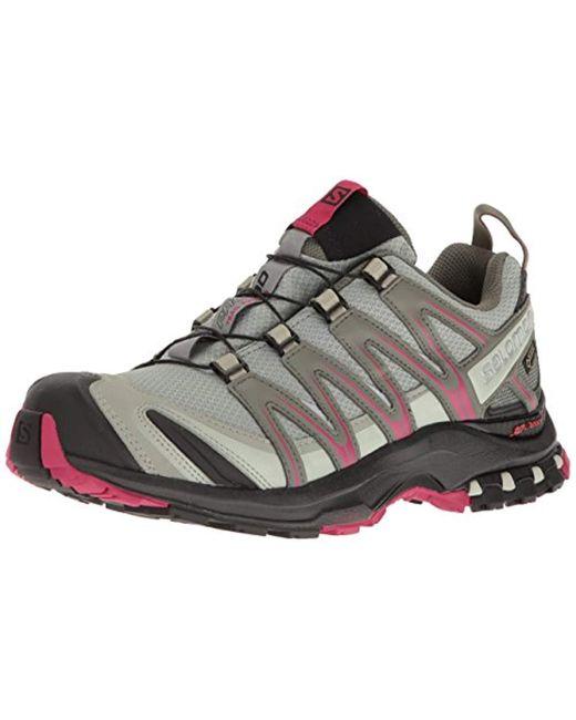5a86614a45fe7 ... Yves Salomon - Multicolor Xa Pro 3d Gtx W Trail Running Shoe - Lyst ...