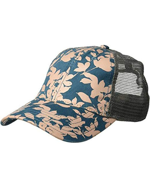 O'neill Sportswear - Multicolor Abyss Washed Twill Baseball Hat - Lyst