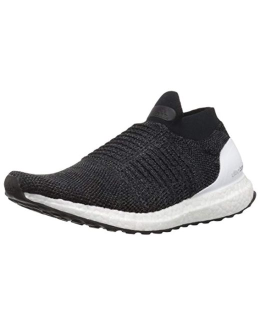 5c22b839c52 Adidas - Black Ultraboost Laceless for Men - Lyst ...