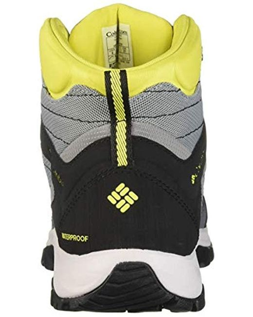 5d644cbf7940b ... Columbia - Multicolor Terrebonne Ii Sport Mid Omni-tech Hiking Boot for  Men - Lyst ...