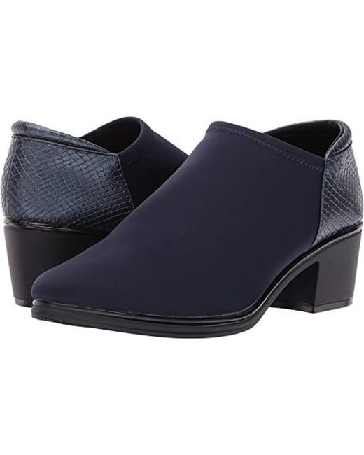 Steven by Steve Madden - Blue Nc-palm Ankle Bootie - Lyst