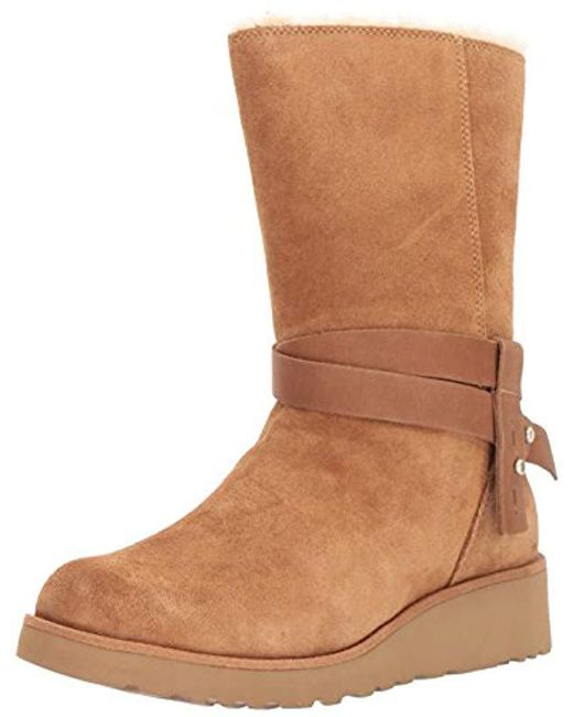 Ugg - Brown Aysel Winter Boot - Lyst