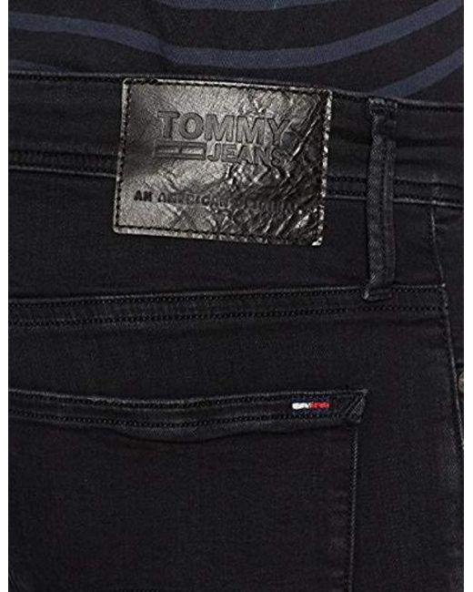 d14ae9125 ... Tommy Hilfiger - Black Simon Skinny Jeans for Men - Lyst