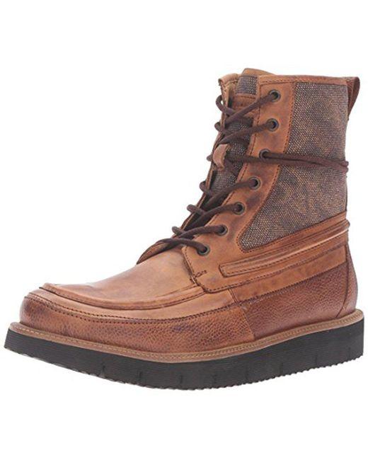 Steve Madden - Brown Redmund Winter Boot for Men - Lyst