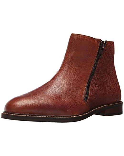 Kenneth Cole Reaction - Brown Design 20735 Ankle Boot for Men - Lyst