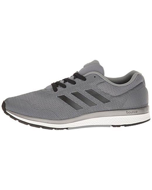 lyst adidas mana rimbalzi, 2 m aramis scarpa da corsa in grigio per gli uomini.
