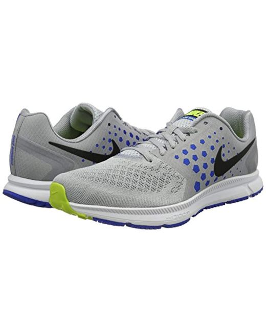 Nike Zoom Span Running Shoes in Gray for Men Lyst