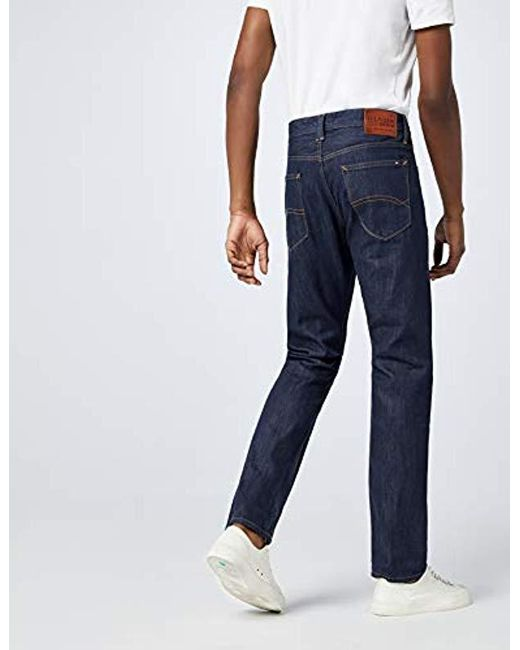 754c3dade ... Tommy Hilfiger - Blue 's Ryan Mrw Jeans for Men ...