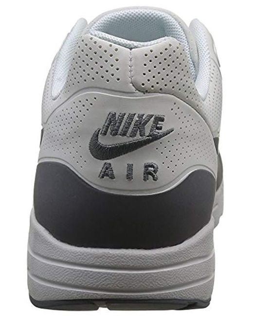 online retailer c0189 742a8 ... Nike - Gray Air Max 1 Ultra Moire Training Running Shoes - Lyst ...