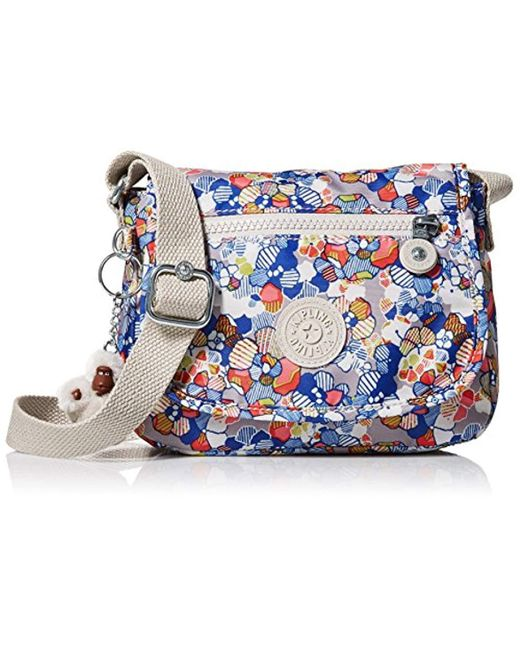 Kipling - Blue Sabian Alabaster Crossbody Mini Bag - Lyst
