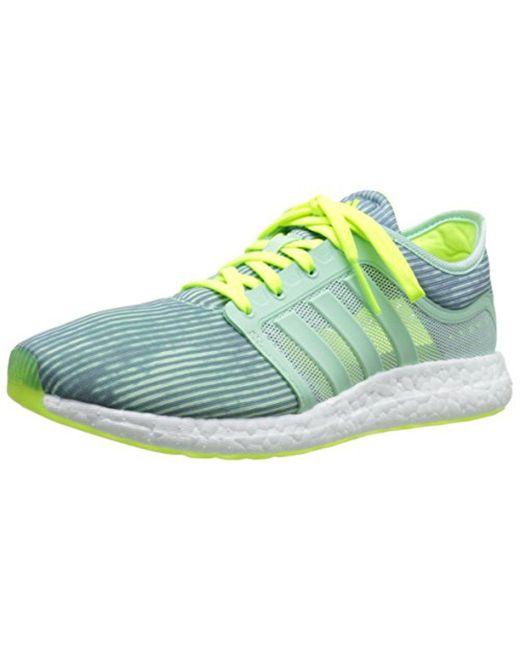 Adidas - Green Cc Rocket W Running Shoe - Lyst