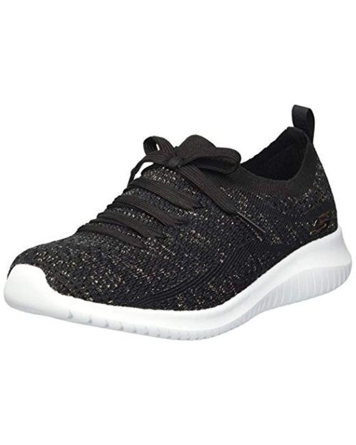 fe6aca2af5dc9 Skechers Ultra Flex Salutations Sneaker in Black - Save 7% - Lyst