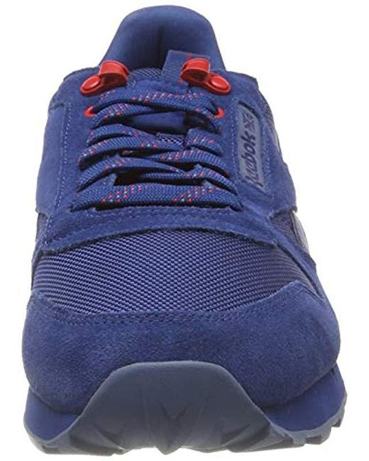 Reebok Cl R Explore Gymnastics Shoes in Blue for Men Lyst