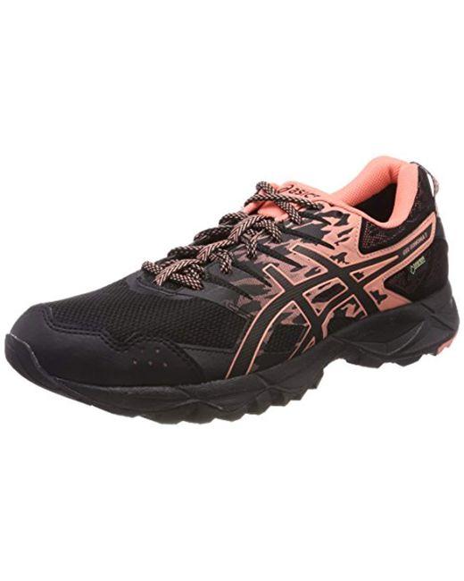 G Hiking 3 Shoes Runningamp; Trail Women's Black Sonoma Tx Gel PiXwOZTklu