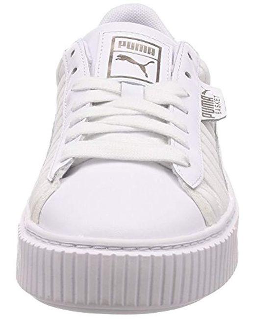 brand new 83cd6 c1098 puma-Puma-White-puma-White-puma-White-Basket-Platform-Ep-Wns-Trainers.jpeg