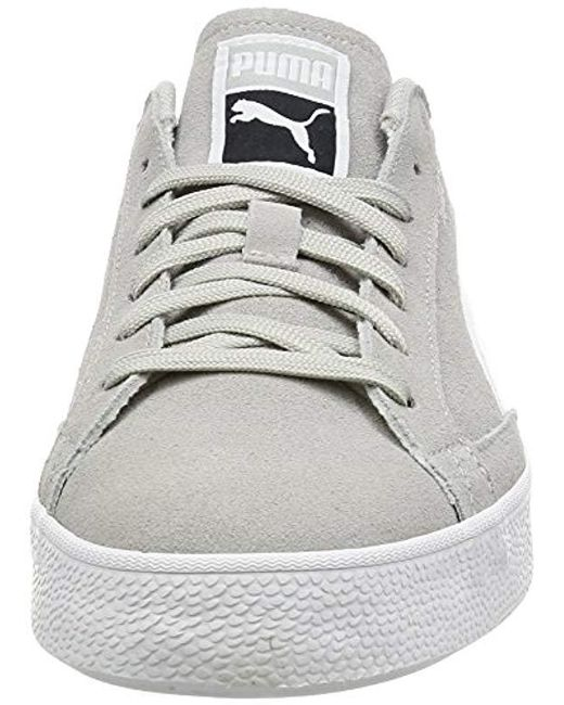 PUMA Unisex Adults  Match Vulc 2 Low-top Sneakers in Gray for Men - Lyst c6f4a0b79