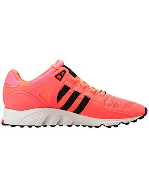 lyst moda adidas originali eqt sostegno delle scarpe rosa nella moda lyst per gli uomini 467e55