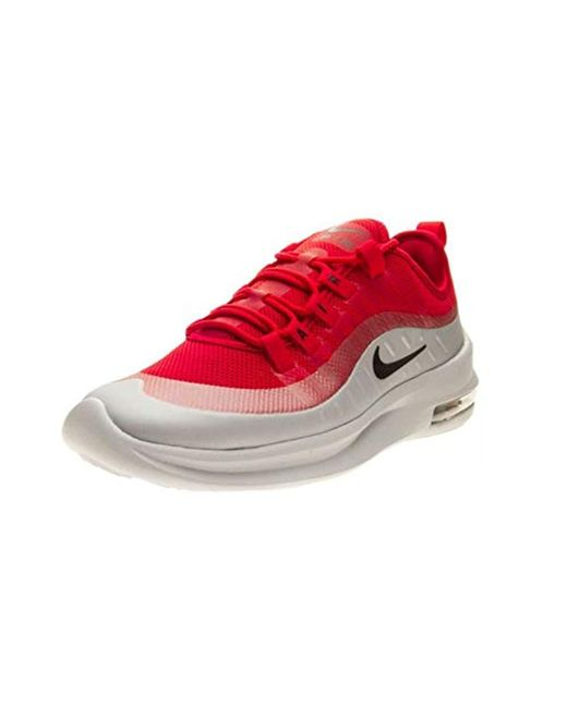... Nike - Red Air Max Axis Trainers for Men - Lyst ... 6897f38e90e