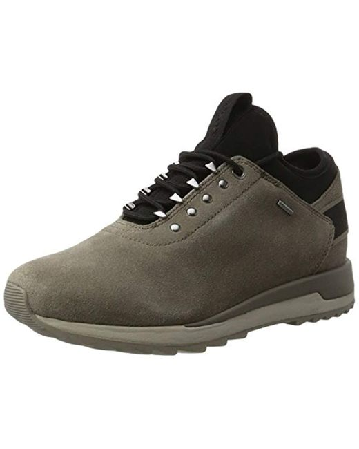 Geox D Aneko B Abx A Low-top Sneakers - Save 17.391304347826093% - Lyst 10e7fb8b4485