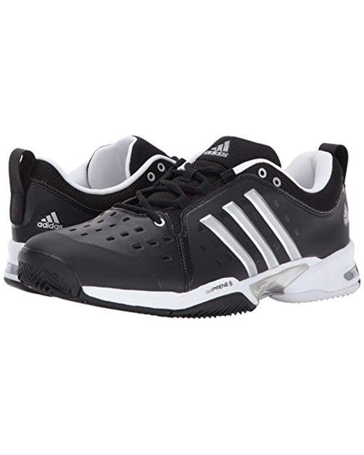 5d143d754 ... Adidas - Metallic Barricade Classic Wide 4e Tennis Shoe for Men - Lyst  ...