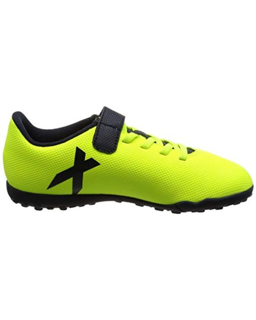 the best attitude 3bbf9 a9003 ... Adidas - Yellow X 17.4 TF J H l, Zapatillas de Fútbol para Niños for  Men ...