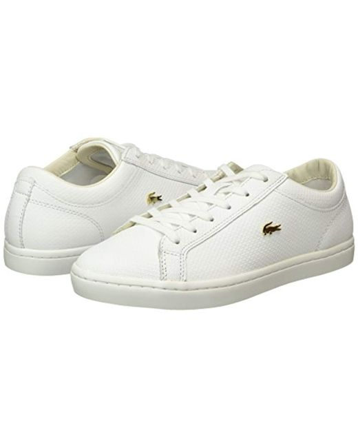 9aeb00aed ... Lyst Lacoste - White Straightset 316 3