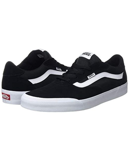 aa900996f69 ... Vans - Black Palomar Trainers for Men - Lyst ...