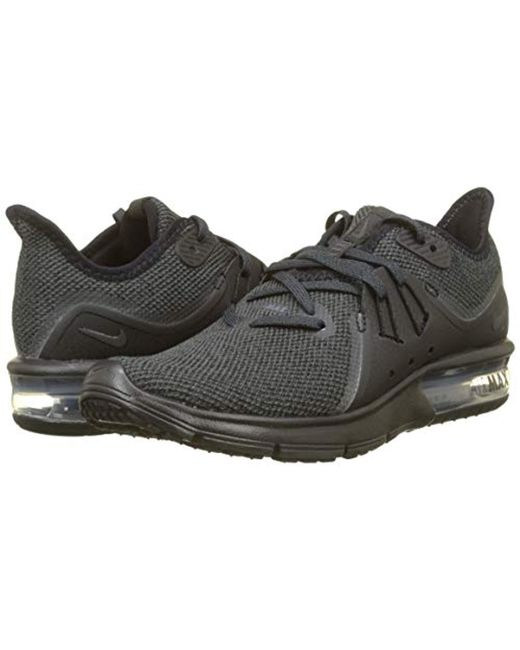 ... Nike - Black Wmns Air Max Sequent 3 Low-top Sneakers - Lyst ... b1411a78f