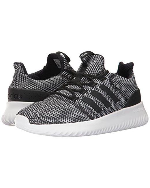 Cloudfoam Ultimate Lyst Adidas zapatilla en color negro para los hombres