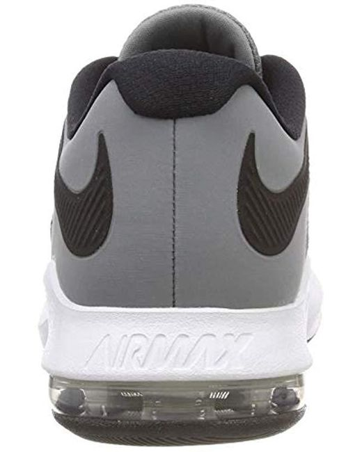 84b79527f7d7cc ... Nike - Gray Air Max Alpha Trainer Gymnastics Shoes