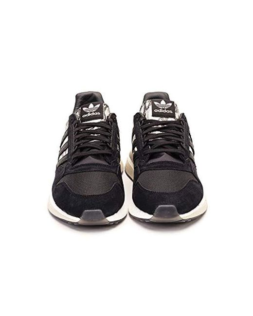 new concept 45eb7 240dc adidas -sneakers Zx 500 Rm Bd7924 in Black for Men - Lyst