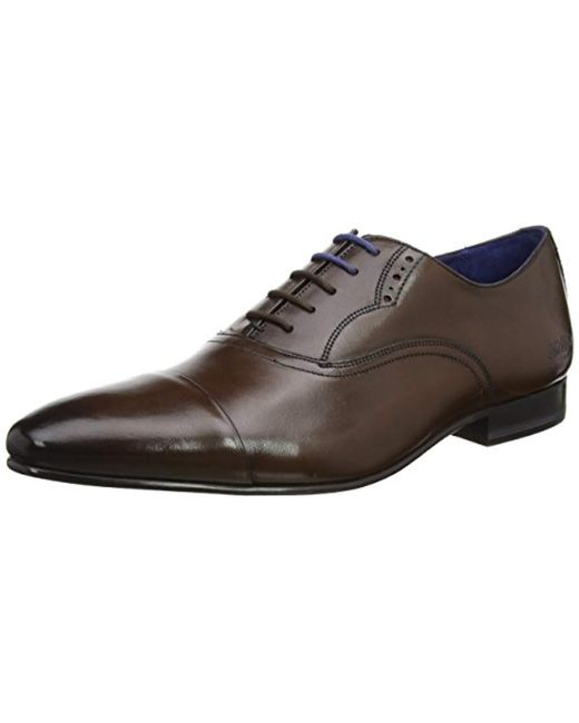 b5575686be26a9 Ted Baker - Brown Murain Shoes for Men - Lyst ...