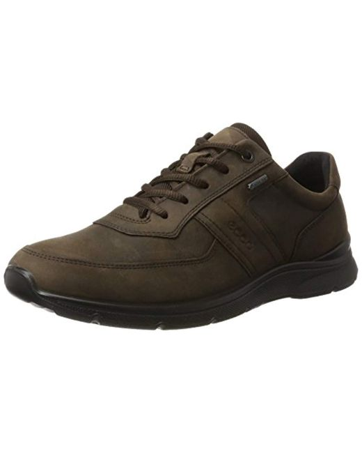 5e4ca9fde75 Ecco  s Irving Derby in Brown for Men - Save 1% - Lyst