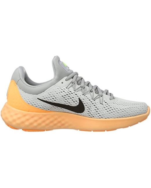 83a24dcf5639 Nike Lunar Skyelux Training Running Shoes in Gray for Men - Save 22 ...