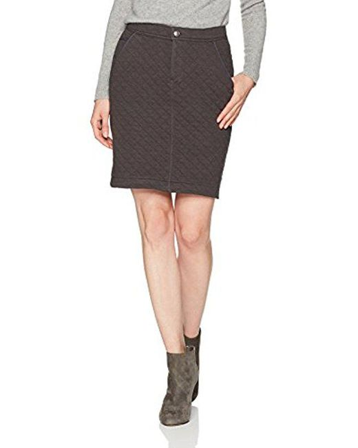 Woolrich - Multicolor West Creek Quilted Skirt - Lyst