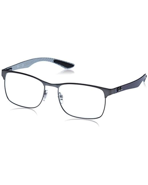 0ce41950aa Ray-Ban - Gray 0rx 8416 2620 55 Optical Frames