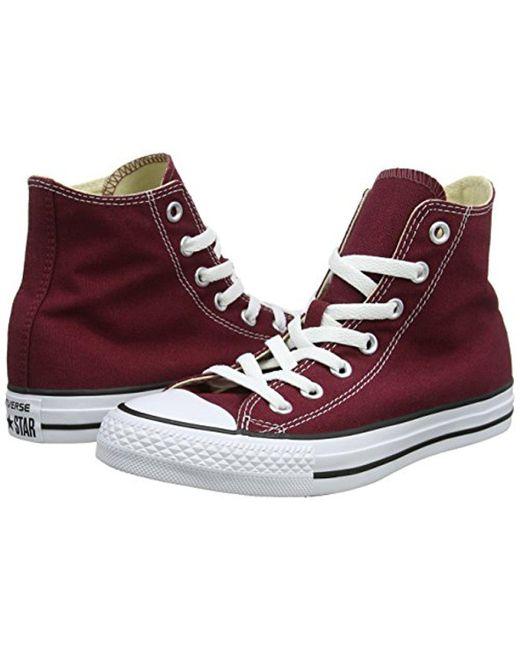 e7b078a98f05 ... Converse - Multicolor Unisex Adults  All Star Hi Sneakers ...