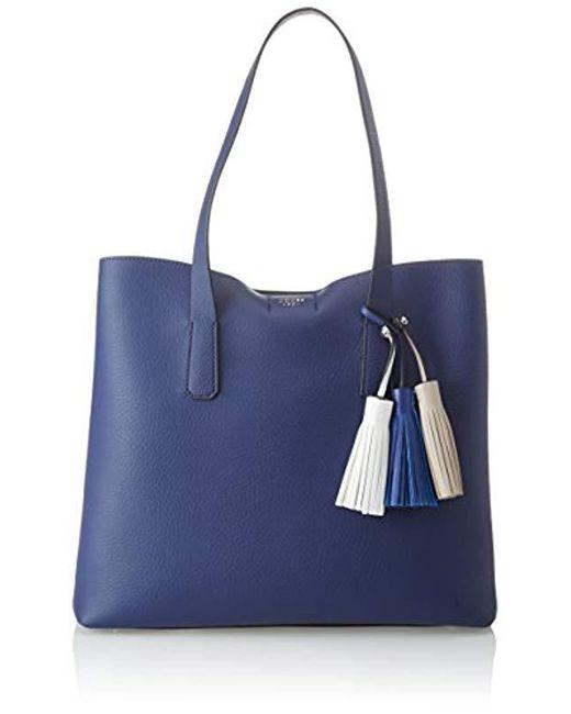 4b4b2ce7ec26 Guess - Blue  s Hwvg6954230 Shoulder Bag - Lyst ...