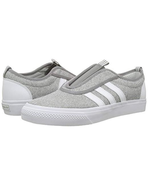the best attitude 957c0 169a5 ... Adidas - Gray Unisex Adults Adi-ease Kung-fu Skateboarding Shoes for  Men ...