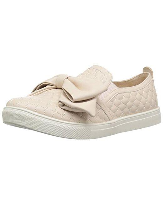 Skechers - Pink Moda-scalloped Qulted Sneaker - Lyst