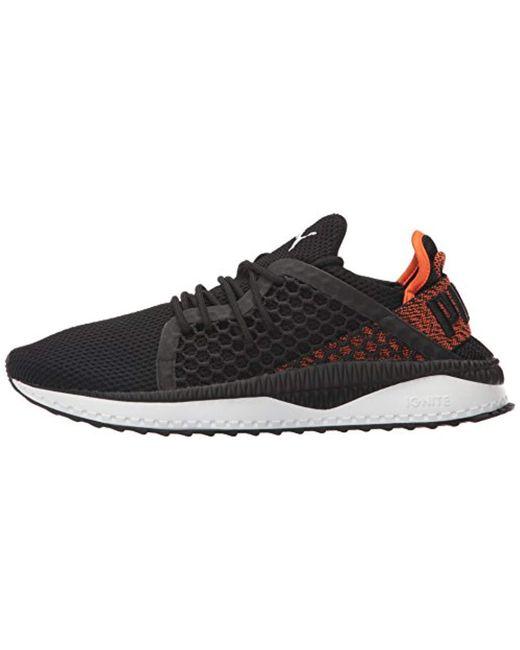 da4cf08539c3 ... PUMA - Black Tsugi Netfit Sneaker for Men - Lyst ...