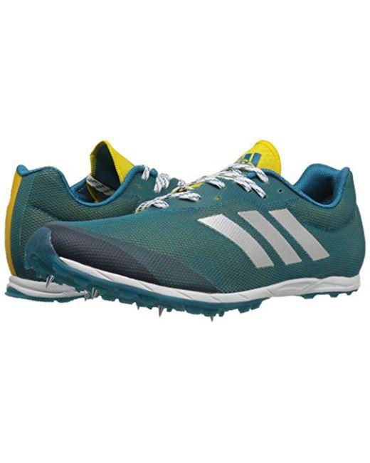 lyst adidas xcs scarpa da corsa per gli uomini.