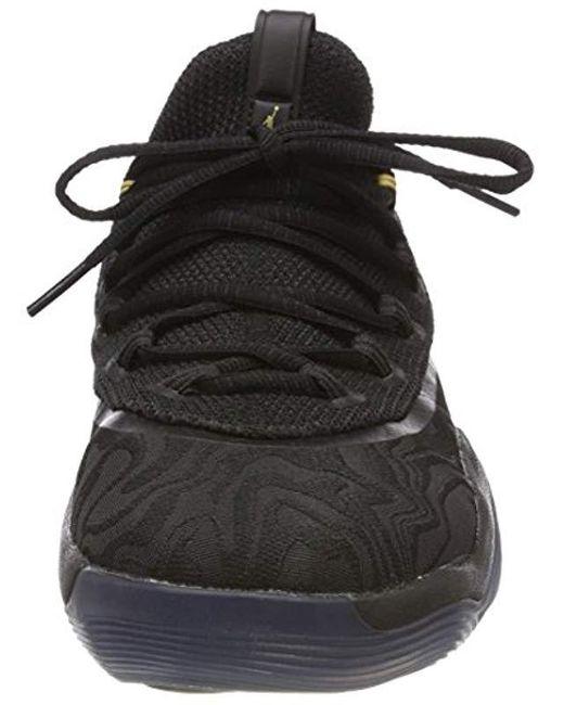 a1c18728cbd00d ... Nike - Black  s Jordan Super.fly 2017 Low Basketball Shoes for Men ...