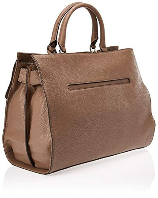 ... Lyst Guess - Brown  s Hwvg6781070 Top-handle Bag ... 11fc0dd8e2236