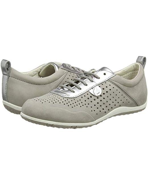 Lyst D Vega B, Zapatillas para Mujer, Gris (Light Grey