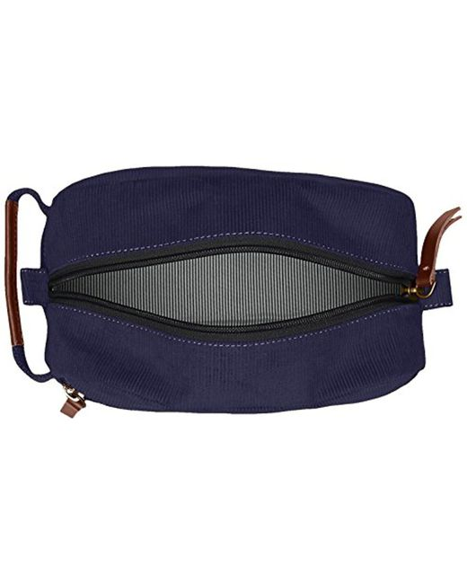 8ed3e8e8c93 ... Timberland - Blue Travel Kit Toiletry Bag Organizer for Men - Lyst