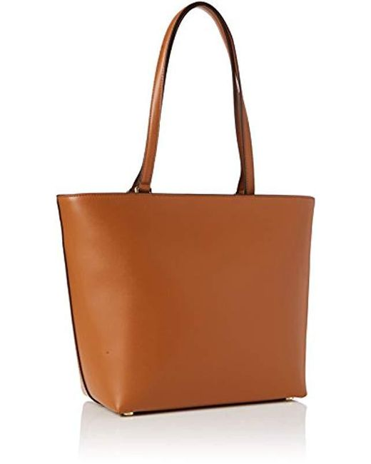 ... Michael Kors - Brown Mott Medium Tote Tote - Lyst ... 46b085f9fa628