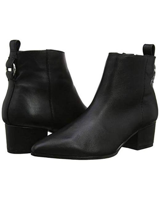 512cc4296dc ... Steve Madden - Black Clover Ankleboot Ankle Boots - Lyst ...