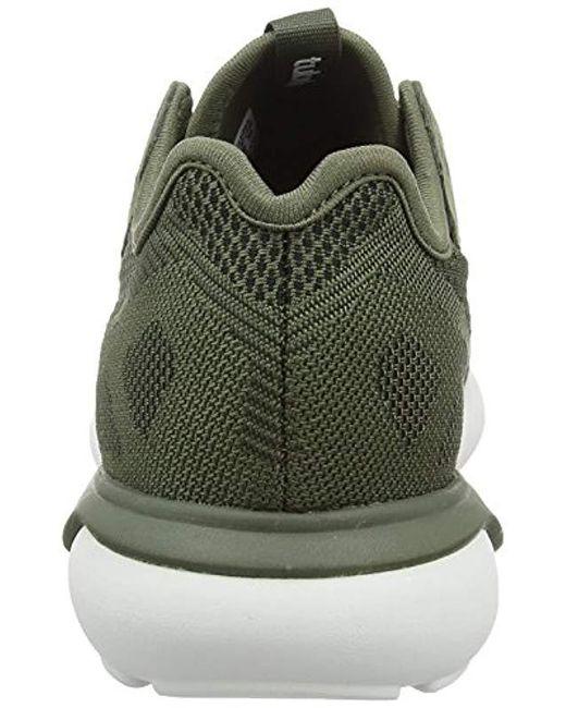 premium selection 79c8f e3dd0 ... Adidas - Green Tubular Runner Weave Running Shoes for Men - Lyst ...
